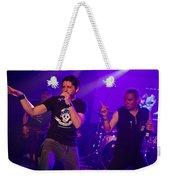 Ronnie Romero 57 Weekender Tote Bag