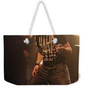 Ronnie Romero 8 Weekender Tote Bag