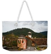 Roof Top View 3 Weekender Tote Bag