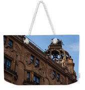 Rooftop Chariots And Horses - The Hippodrome Casino Leicester Square London U K Weekender Tote Bag