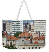 Rooftops Of Old Town Havana Weekender Tote Bag