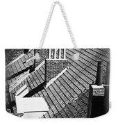 Rooftops Of Belgium Gothic Style Weekender Tote Bag