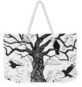 Rook Tree Weekender Tote Bag