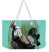 Rooster Weekender Tote Bag