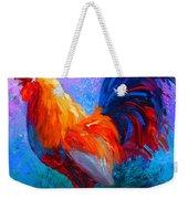 Rooster Bob Weekender Tote Bag