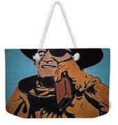 John Wayne Weekender Tote Bag