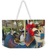 Rooster Coop Kids Ride Weekender Tote Bag
