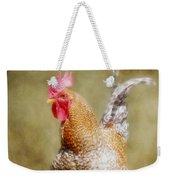Rooster Jr. Weekender Tote Bag