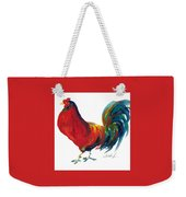 Rooster - Little Napoleon Weekender Tote Bag