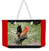 Rooster Living Weekender Tote Bag