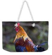 Rooster Rooster Weekender Tote Bag