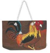 Rooster#1 Weekender Tote Bag