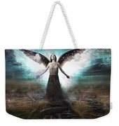 Rooted Angel Weekender Tote Bag