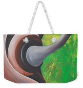 Rooted Energy Collection Weekender Tote Bag