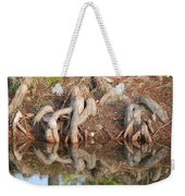 Rooted Reflections Weekender Tote Bag