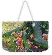 Roots And Leaves Weekender Tote Bag