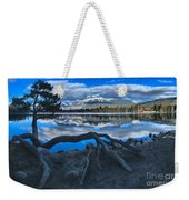 Roots On The Edge Of Beauvert Weekender Tote Bag