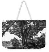 Roots To Roof Weekender Tote Bag