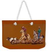 Ropin Pardners Weekender Tote Bag