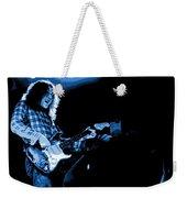 Blues Weekender Tote Bag