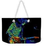 Saturated Blues Rock Weekender Tote Bag