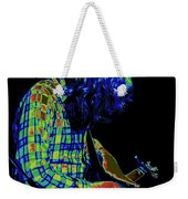 Cosmic Light Weekender Tote Bag