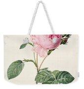 Rosa Centifolia Weekender Tote Bag