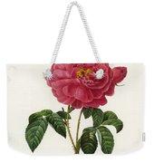 Rosa Gallica Weekender Tote Bag
