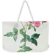 Rosa Indica Weekender Tote Bag
