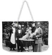 Rosa Lewis (1867-1952) Weekender Tote Bag