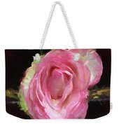 Rosa Rose Portrait Weekender Tote Bag