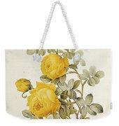 Rosa Sulfurea Weekender Tote Bag