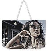 Rosario Dawson Weekender Tote Bag