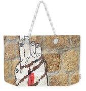 Rosary Weekender Tote Bag