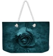 Rose - Green Weekender Tote Bag