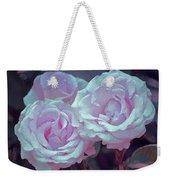 Rose 118 Weekender Tote Bag by Pamela Cooper