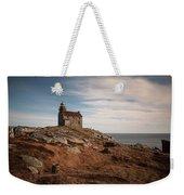 Rose Blanche Lighthouse Weekender Tote Bag