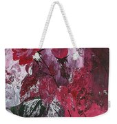 Rose Burst Weekender Tote Bag