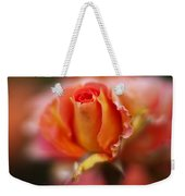 Rose Centerpiece Weekender Tote Bag