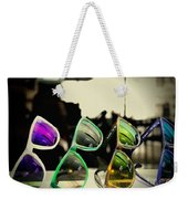Rose Colored Glasses Weekender Tote Bag