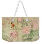 Rose Dancer Weekender Tote Bag
