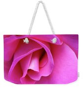 Rose Detail 1 Weekender Tote Bag