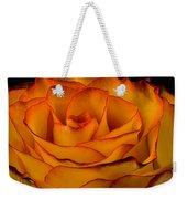 Rose Edge  Weekender Tote Bag
