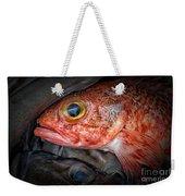 Rose Fish Weekender Tote Bag