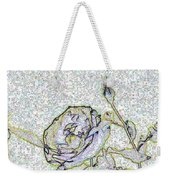 Rose For U Weekender Tote Bag