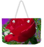Rose For You Weekender Tote Bag