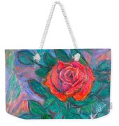 Rose Hope Weekender Tote Bag