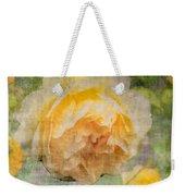 Rose In Bloom  Weekender Tote Bag