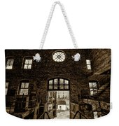 Rose In Decay Weekender Tote Bag
