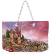 Rose Manor Weekender Tote Bag